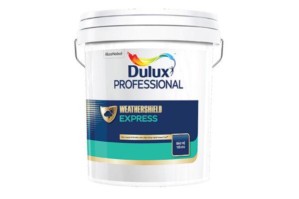 son dulux professional weathershield express