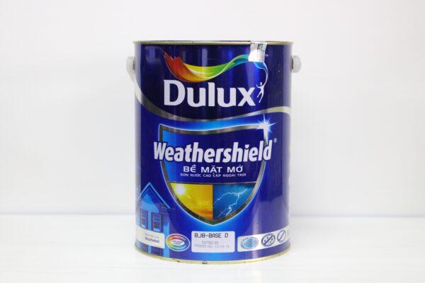 son dulux weathershield