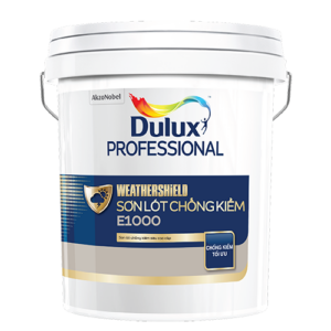 son lot Dulux Professional Weathershield E1000
