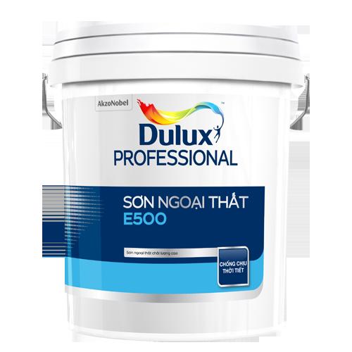 son ngoai that dulux professional e500